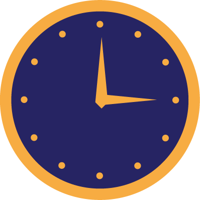 icon of clock
